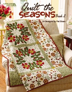 Quilt the seasons two