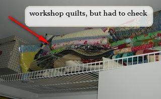 First quilt 3