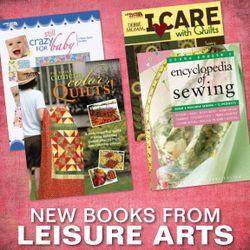 Leisure  arts prize