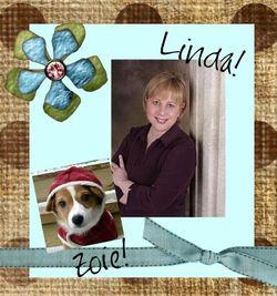 Linda button