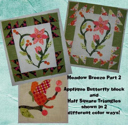 Meadow breeze photo collage part2