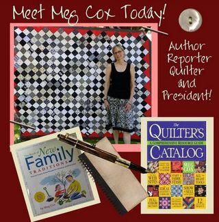Meg cox guest button