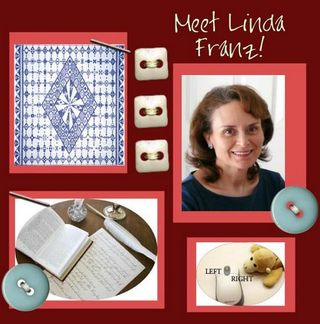 Linda franz button