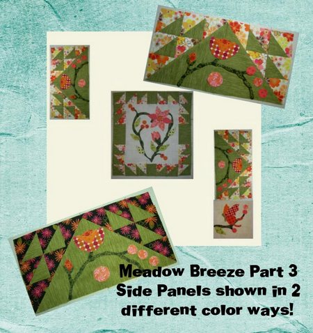 Meadow breeze photo collage part3
