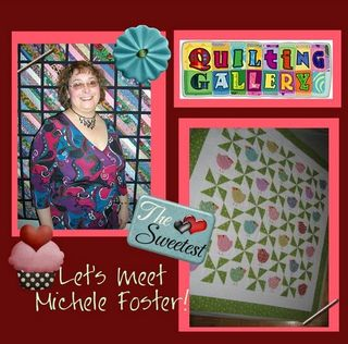 Michele Foster guest button