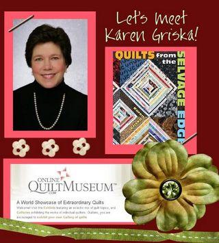 Karen Griska guest button
