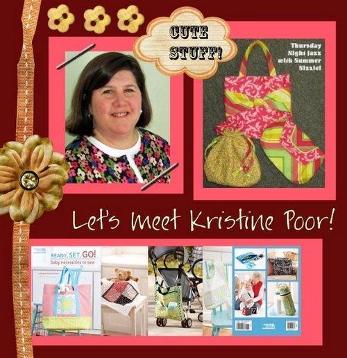Kristine poor guest button