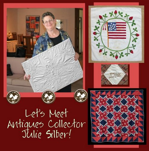 Julie silber guest button