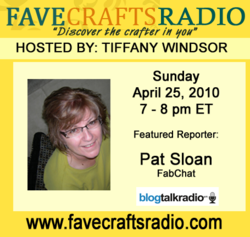 Pat Sloan Custom Fave