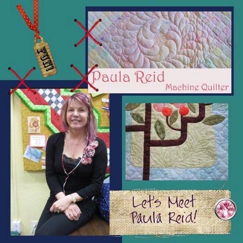 Pat Sloan Paula Reid guest button