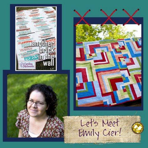 Pat sloan creative talk radio Emily Cier guest