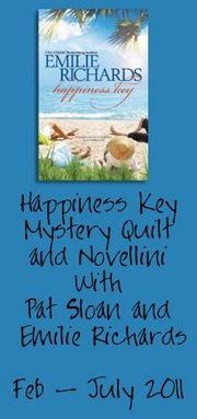 Happiness Key button small