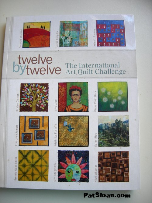 Pat sloan twelve of twelve challenge