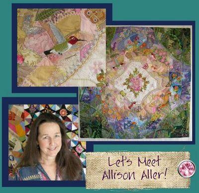 Pat sloan creative talk radio Allison Aller guest