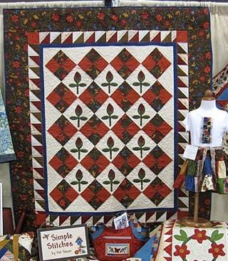 Simple stitches booth photo cropped
