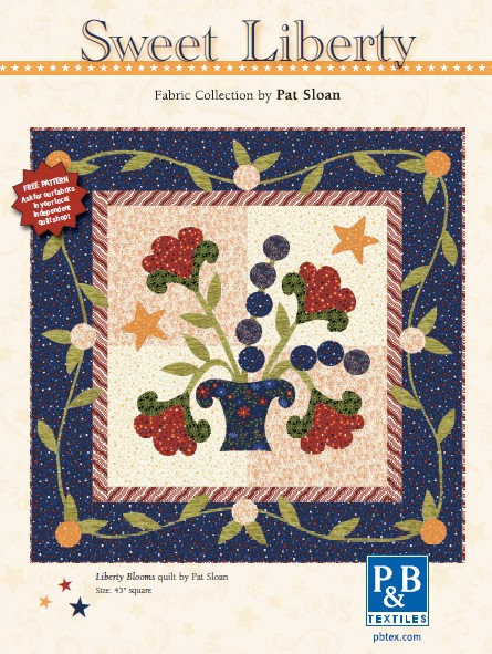 Pat Sloan S Quiltershome Pat Sloan S Free Pattern Page
