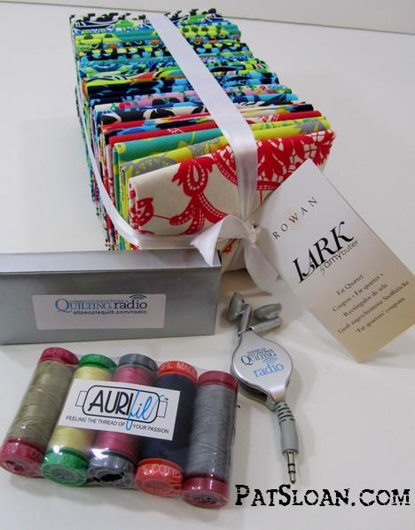 Pat sloan fabric friday mar 16 giveaway