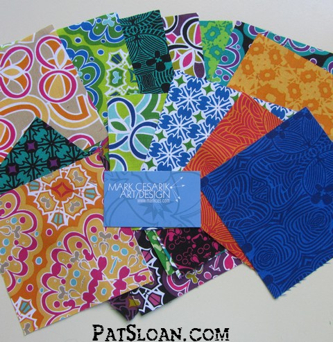 Pat sloan fabric friday 1