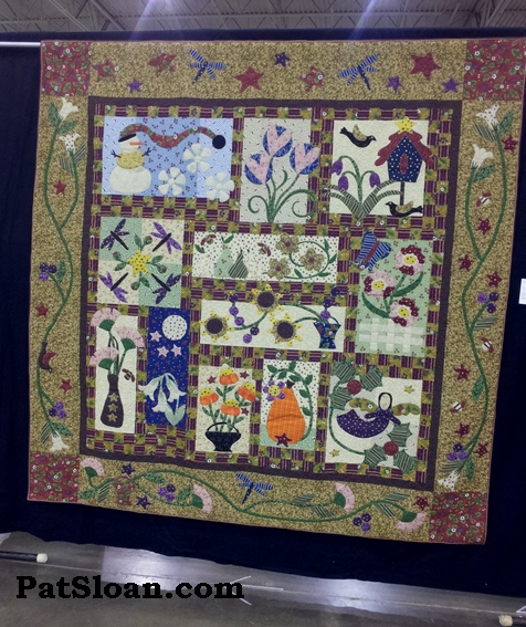 Christmas Quilts Patterns