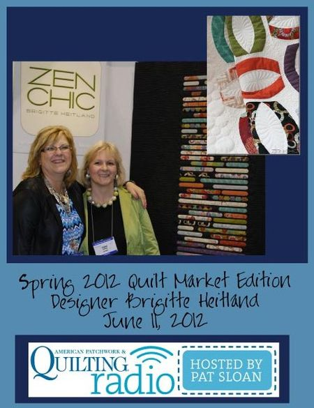 Zen Chic Quilting Radio