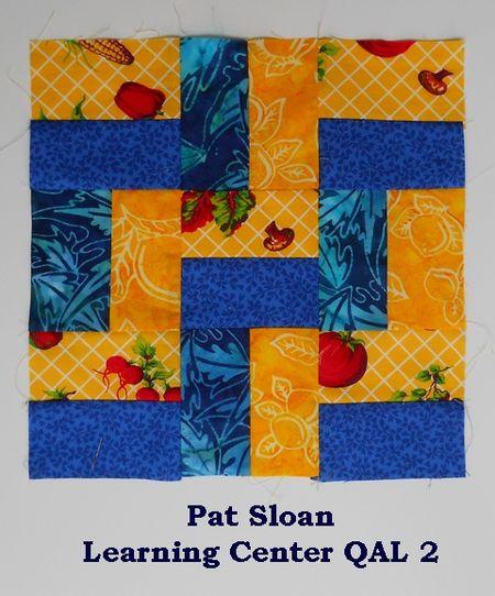 Pat sloan LC block 2 g