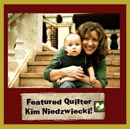 Pat Sloan Featured Quilter Kim Niedzwiecki