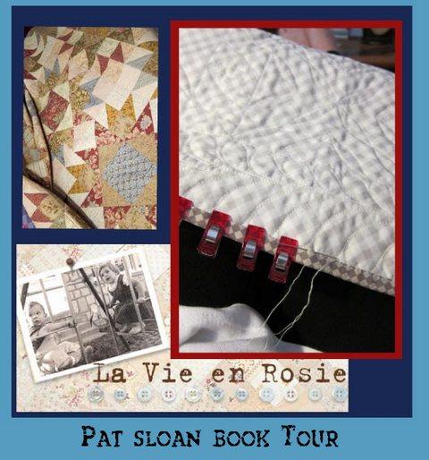 Carrie focus book tour button