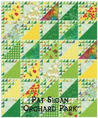 Pat sloan orchard park green