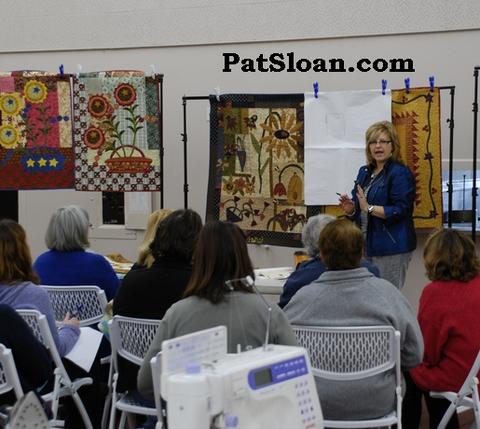 Pat sloan teaching