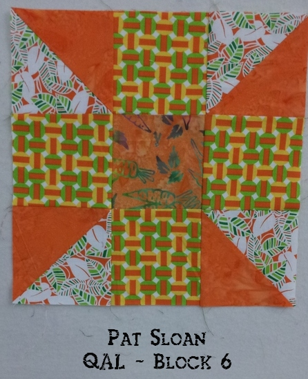 Pat Sloan learning center block 6