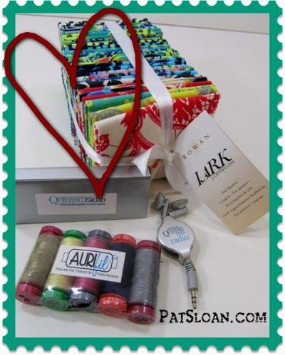 Pat sloan valentine giveaway fq bundle