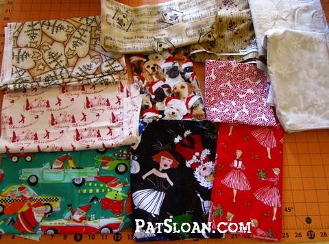 Pat sloan santa and stars 2
