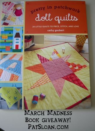 Pat sloan doll quilts review 1