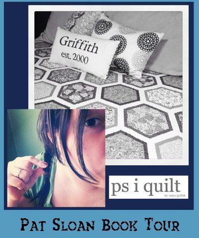 Rachel griffith book tour button