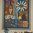 Regina Wild and Free workshop quilt