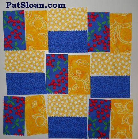 Pat sloan LC block 2 a