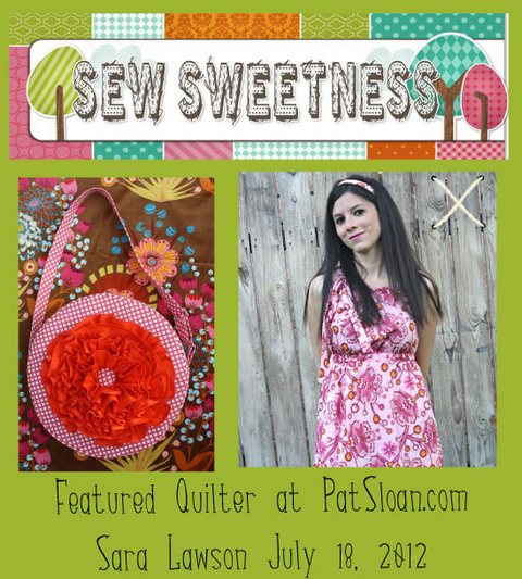 Sara Lawson featured quilter guest button