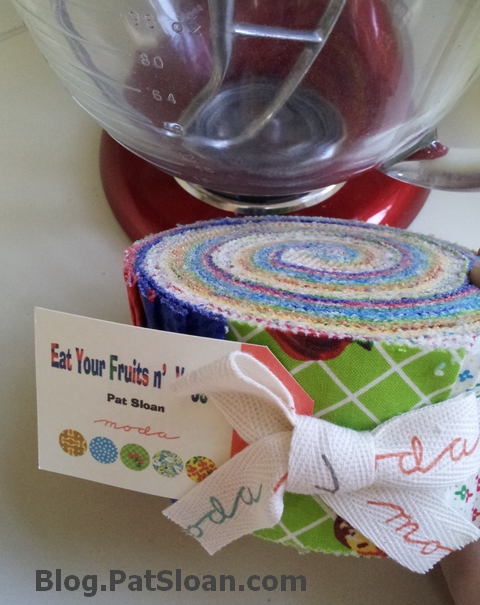Pat sloan jelly roll giveaway