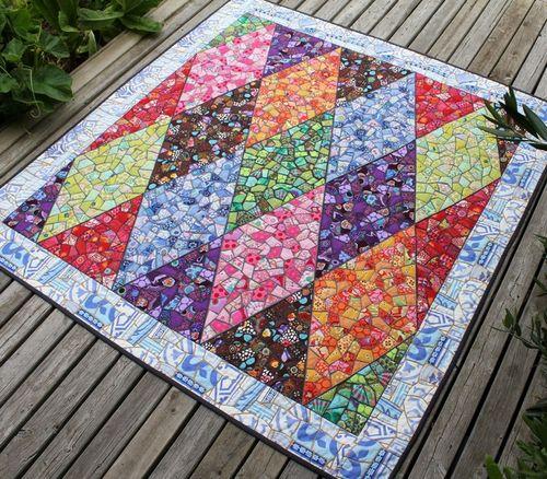 Mosaic quilt2