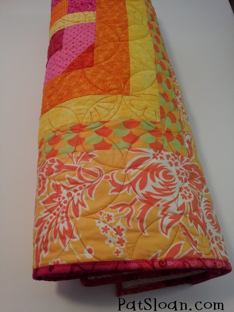 Pat Sloan pillowcase Challenge 5