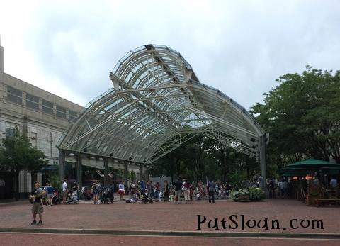 Pat sloan pavillion