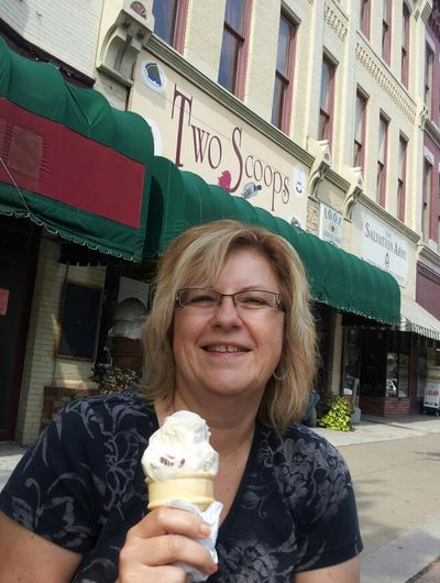 Pat sloan warren pa icecream