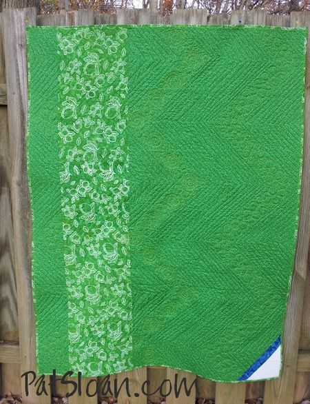 Pat sloan boulevard in my fabric 5