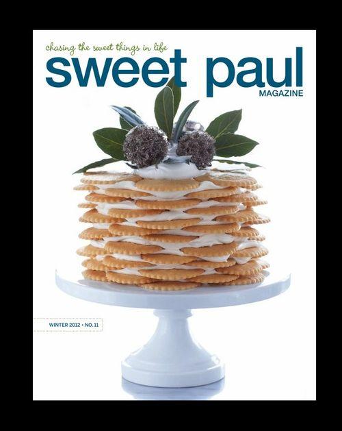 Sweetpaul magazine