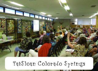 Pat sloan colorado springs