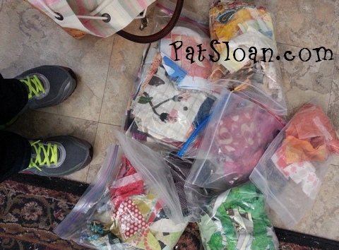 Pat Sloan scrap storage 3