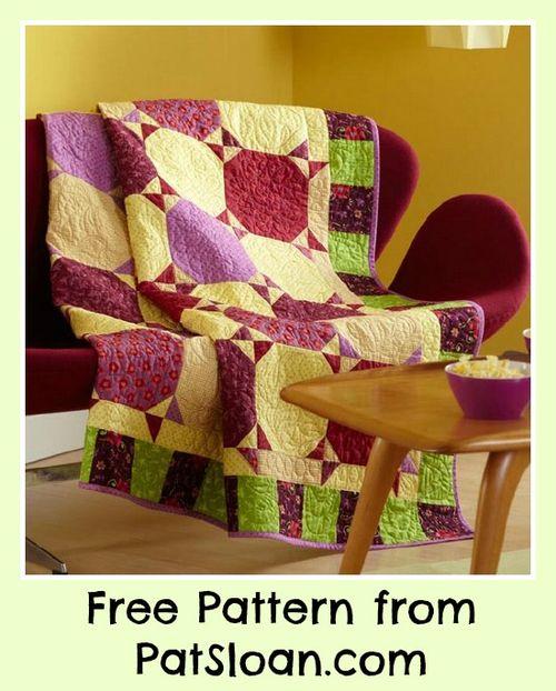 Pat sloan free pattern dodge Ball