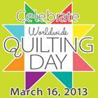Quilt day