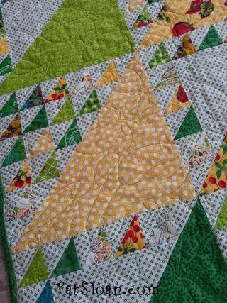 Pat Sloan  Orchard Park Green close