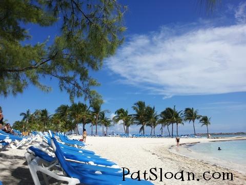 Pat sloan beach1